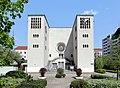 Favoriten (Wien) - Kirche Königin des Friedens.JPG
