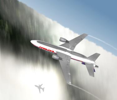 페덱스(FedEx) 소속 705편 항공기(DC-10) 공중 납치