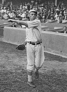 Ferdie Schupp American baseball player