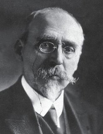 "Théodore Steeg - Ferdinand Buisson, a co-founder with Steeg of the ""People's Union"" for educational reform"