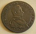 Ferdinando II granduke of tuscany coins, 1621-1670, piastra 1623.JPG