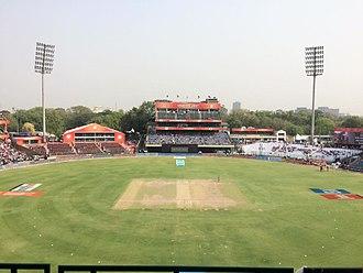 Feroz Shah Kotla Ground - Feroz Shah Kotla Ground