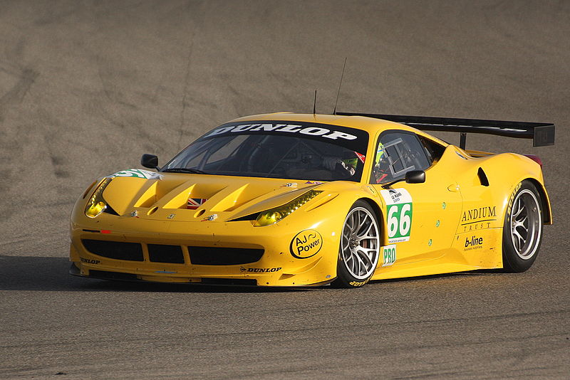 Why would anyone need a Ferrari 458 Italia, with its 274 cubic-inch engine, 0-60 in less than four seconds, boasting a maximum speed over 200 mph, and costing about one-quarter million dollars?