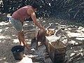 Fervendo água pro banho-maria - panoramio.jpg