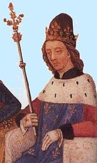 Король франції та наварри
