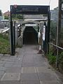 Finchley Central stn west entrance.JPG