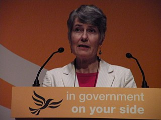Fiona Hall (politician) British politician (born 1955)