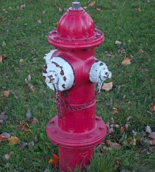 fire hydrant wiktionary