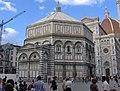 Firenze - Santa Maria del Fiore - Il Battistero - panoramio.jpg