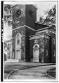 First Congregational Society Church, Pearl Street and Elmwood Avenue, Burlington, Chittenden County, VT HABS VT,4-BURL,1-8.tif