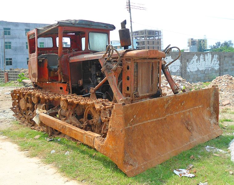 File:First Tractor Company - old working model - 01.jpg