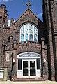 First United Methodist Church Renovo entrance.jpg