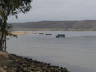 Benguela Province - Fishing boats near Lobito