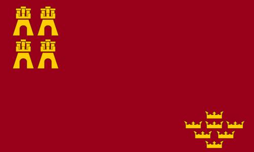 Flag es-región de murcia 300