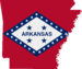 Flag map of Arkansas (1923-1924).png