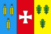 Flag of Dubno rajons