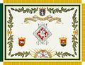 Flag of General Jonas Zemaitis Lithuanian Military Academy.jpg