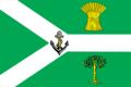 Flag of Mezhdurechensky rayon (Vologda oblast).png