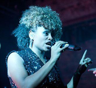 Fleur East - East performing in 2011