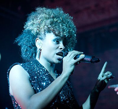 Picture of a band or musician: Fleur East