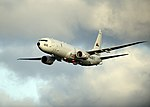 Flickr - Official U.S. Navy Imagery - A P-8A Poseidon conducts flyovers above the Enterprise Carrier Strike Group during exercise Bold Alligator 2012..jpg
