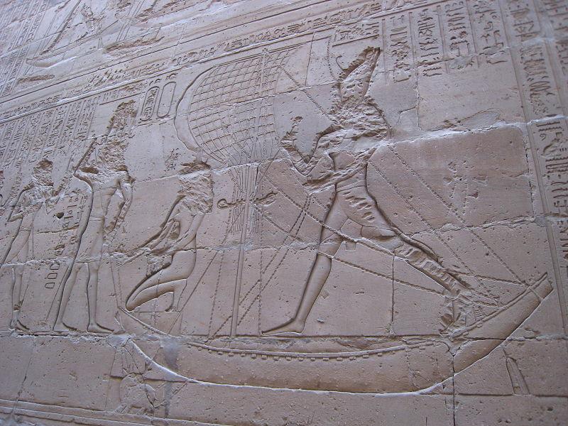 File:Flickr - schmuela - Horus defeats Seth.jpg