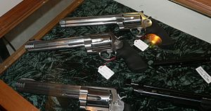 Smith & Wesson Model 500 - Image: Flingues p 1030121
