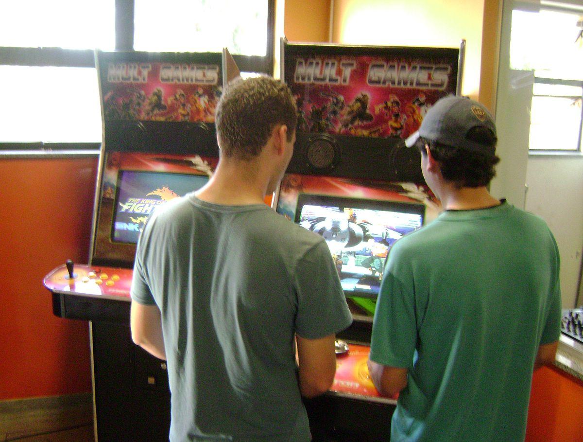 Arcade Cabinet Wikipedia