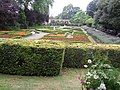 Flower gardens in Holland Park - geograph.org.uk - 1472849.jpg