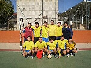 Español: Socarrats Futbol Team