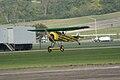 Fokker D.VIII Lt See Gotthard Sachsenberg Landing 08 Dawn Patrol NMUSAF 26Sept09 (14596631621).jpg