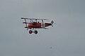 Fokker Dr.I Manfred Richthofen Pass 09 Dawn Patrol NMUSAF 26Sept09 (14599283882).jpg
