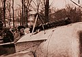 Fokker E.111 (M.14V) monoplane downed behind Allied lines in France, WWI (29932658992).jpg