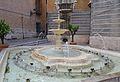 Font al costat del palau del marqués de Dosaigües.JPG