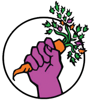 Food Not Bombs - Image: Food Not Bombs (emblem)