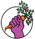 Food Not Bombs (emblem).png