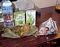 Food and drinks bought from a 7-Eleven store in Taipei 19970330.jpg