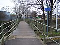 Footbridge over the River Darenth - geograph.org.uk - 1170840.jpg