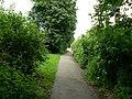 Footpath behind Strawberry Fields - geograph.org.uk - 863480.jpg