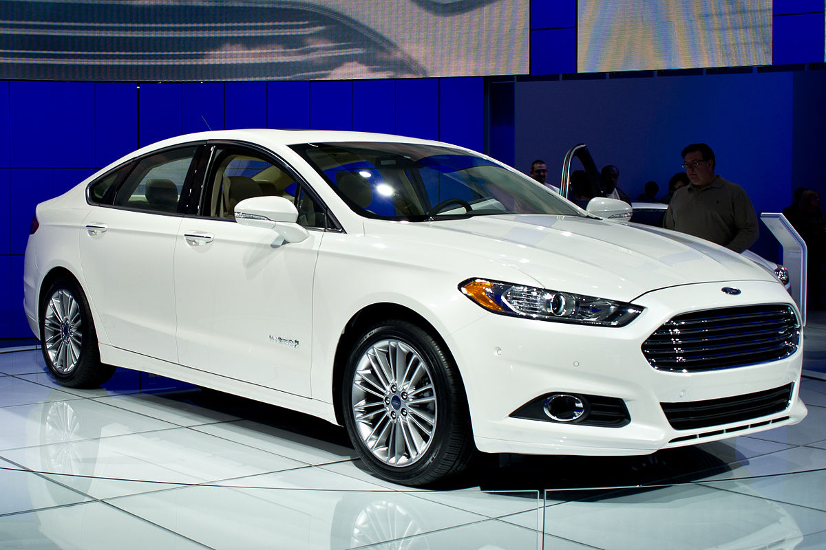Ford Fusion Hybrid Wikip 233 Dia A Enciclop 233 Dia Livre