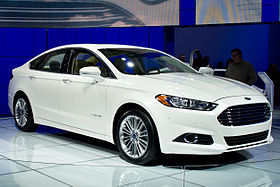 Ford Fusion Hybrid - Wikipedia