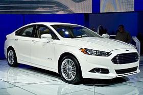 Ford Fusion Hybrid 2nd Gen Jpg