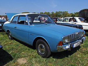 Ford Taunus P5 - Image: Ford Taunus P5