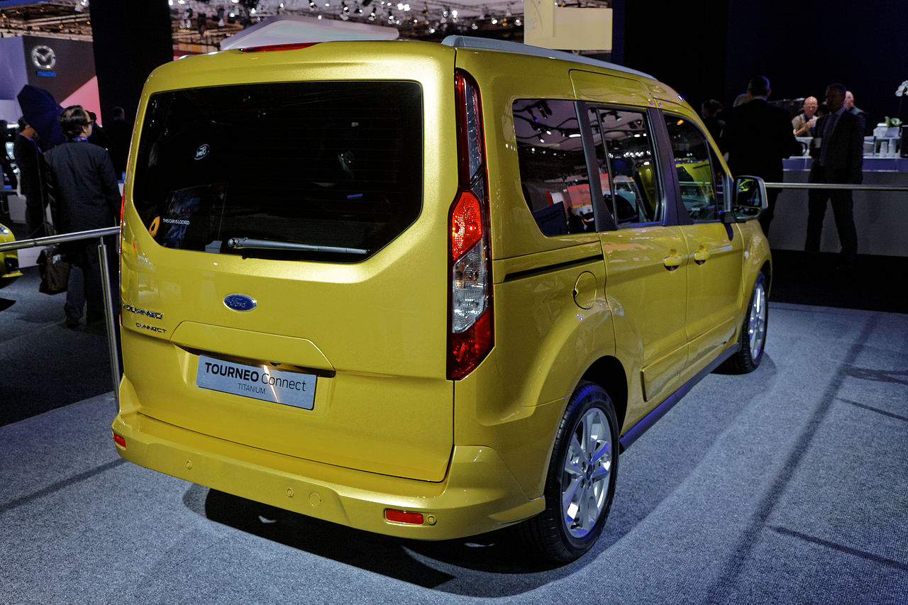 file ford tourneo connect mondial de l 39 automobile de paris 2012 wikimedia commons. Black Bedroom Furniture Sets. Home Design Ideas