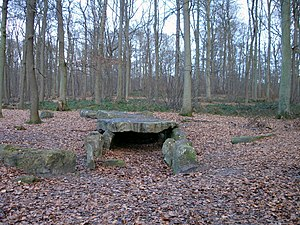 Seine-Oise-Marne culture - Megalithic grave