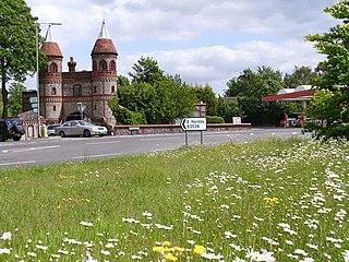East Horsley Human settlement in England