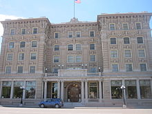 The Hotel Vail In Downtown Pueblo Completed 1910 Represents Second Renaissance Revival Style Of Architecture Has Been Remodeled As A