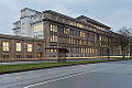 Former administration building Continental AG tire maker production site Vahrenwalder Strasse 7 Vahrenwald Hannover Germany.jpg