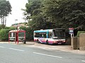 Former trolleybus turning circle, Thornton Road - geograph.org.uk - 38735.jpg