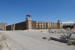 Texas Hollywood - Image: Fort Bravo Texas Hollywood September 2013